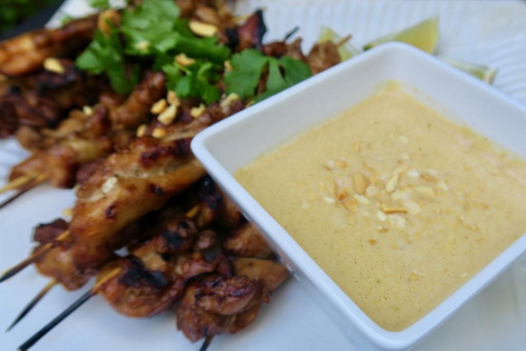 6. peanut_garlic_sauce_chicken_thighs