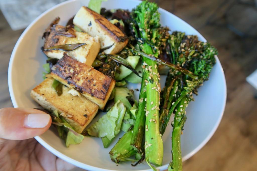 9. tofu_over_salad_broccoli